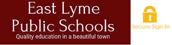 East Lyme Public Schools Secure Sign-in